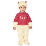 Disney Winnie the Pooh Vintage Romper - Age 6-12 Months - 1 PC