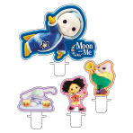 Moon and Me Candle Sets - 6 PKG/4