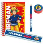 Fireman Sam Stationery Packs - 5 PKG/20