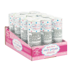Girl or Boy Confetti Party Poppers - Girl - 6 PKG/12