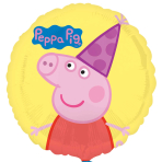 Peppa Pig Standard Foil Balloons S60 - 5 PC