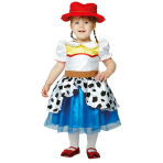 Disney Toy Story Jessie Dress - Age 3-6 Months - 1 PC