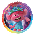 Trolls World Tour Standard Foil Balloons S60 - 5 PC