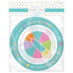 Baby Shower Spinner Game - 6 PKG/6