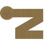 Gold Crepe Streamer 24cm x 4.4cm - 12 PC