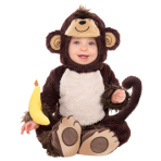 Toddlers Monkey Around - Age 12-18 Months - 1 PC