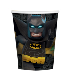 LEGO Batman Movie Paper Cups 266ml - 6 PKG/8