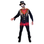 Witch Doctor Costume - Size M - 1 PC