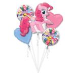 My Little Pony Pinkie Pie Foil Balloon Bouquets P75 - 3 PC