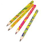 Rainbow Pencils - 6 PKG/4