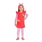 Peppa Pig Dress - Age 4-6 Years - 1 PC