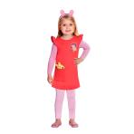 Peppa Pig Dress - Age 4-6 Years - 1 PC