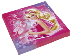 Barbie Pink Shoes Luncheon Napkins 33cm - 10 PKG/20