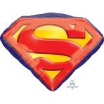 Superman Emblem SuperShape Foil Balloons P38 - 5 PC