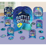 Battle Royal Table Decorating Kits - 9 PKG/8