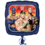 WWE Group Standard Foil Balloons  - S60 5 PC