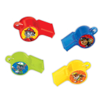 Paw Patrol Whistles - 6 PKG/12