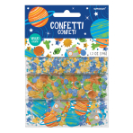 Blast Off Birthday Confetti 34g - 12 PC