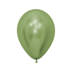 "Reflex Lime Green 931 Latex Balloons 5""/13cm - 50 PC"
