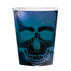 Boneshine Fever Paper Cups 250ml - 12 PKG/8