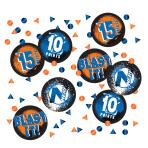 NERF Confetti 14g - 6 PC