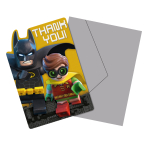 LEGO Batman Thank You Cards - 8 PC