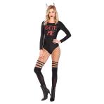 Bite Me Bodysuit - Size10-12 - 1 PC