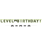 Level Up Paper Banner Kits -  6 PKG/2