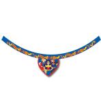 DC Super Hero Girls Charm Necklaces - 6 PKG/12