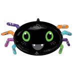 Halloween Spider Standard Shape Foil Balloons S50 - 5 PC