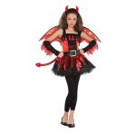 Teens Daredevil Costume - Age 12-14 Years - 1 PC