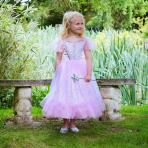 Glitter Princess with Wand - Age 9-11 Years - 1 PC