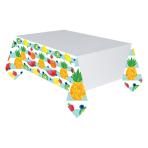 Fruit Salad Plastic Tablecovers 1.3m x 2.4m - 6 PC