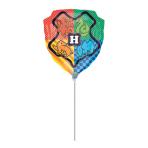 Harry Potter Hogwarts Mini Shape Foil Balloons A30 - 5 PC