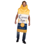 Yellow Bottle Costume - Standard Size - 1 PC
