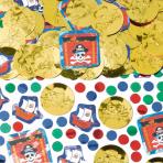Pirate Party Prismatic Confetti Mix   -12 PC