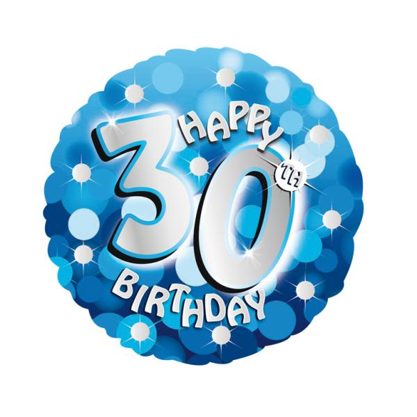 Happy Birthday Balloons Happy 30th Birthday Balloon