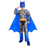 Batman The Brave & The Bold Costume - Age 4-6 Years - 1 PC