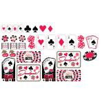 Casino Assorted Cutouts - 12PKG/30