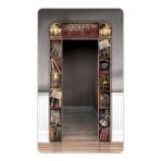 Haunted House Door Decorations 1.65m x 85cm - 3 PKG
