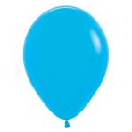 "Fashion Colour Solid Blue 40 Latex Balloons 12""/30cm - 50 PC"