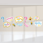 What Will It Bee? Cut-Outs - 12 PKG/12