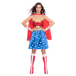 Wonder Woman Classic Costume - Size 16-18 - 1 PC