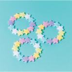 Favours Stars Bracelets - 6 PKG/12