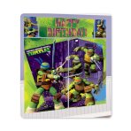 Teenage Mutant Ninja Turtles Scene Setters - 12 PKG/5