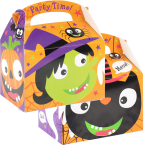 Halloween Party Boxes - 75 PKG