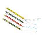 Multi Coloured Pencils - 6 PKG/8