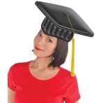 Inflatable Graduation Caps 33cm x 33cm - 8 PC