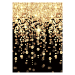 Hollywood Cascading Lights Scene Setter Room Rolls 1.21m x 12.19m - 2 PC