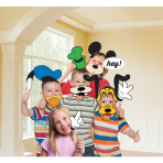 Mickey Mouse Photo Booth Kits - 6 PKG/12
